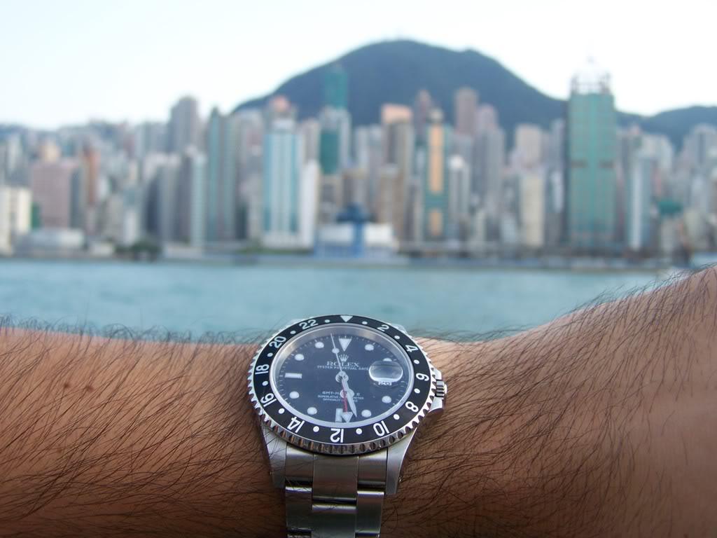 Baie de Hong Kong