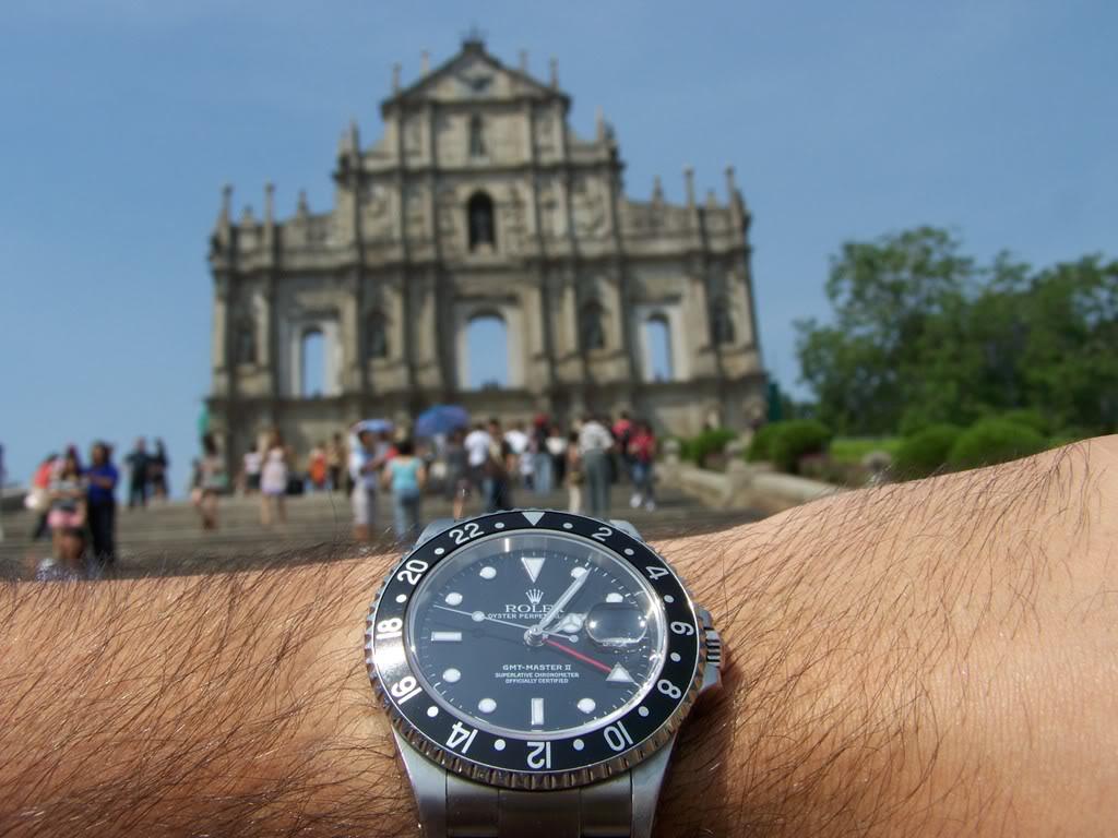 Eglise St Paul, Macao