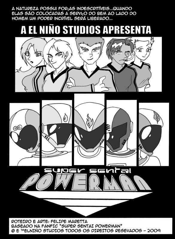 SUPER SENTAI POWERMAN!! 02-1