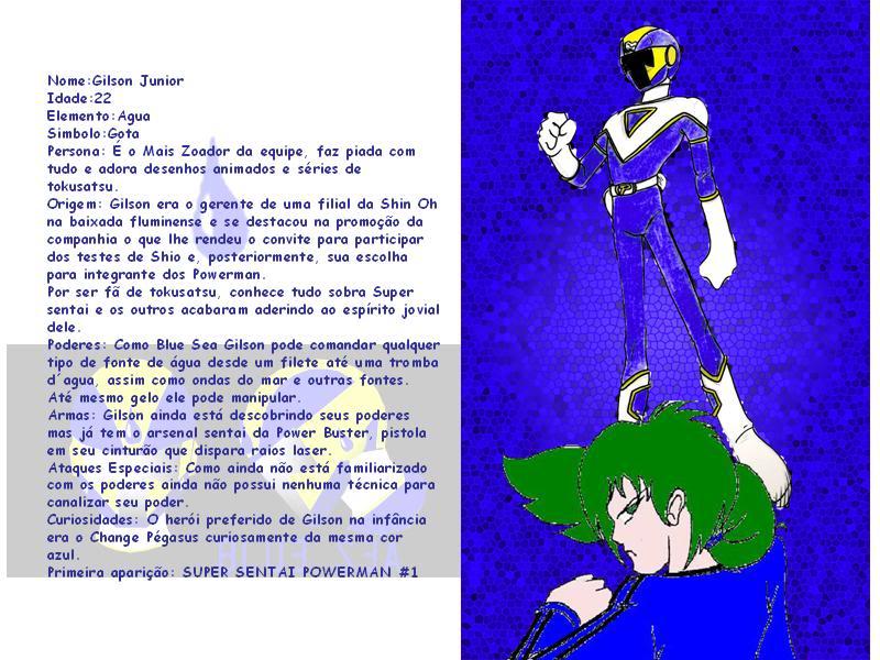SUPER SENTAI POWERMAN!! 09-1