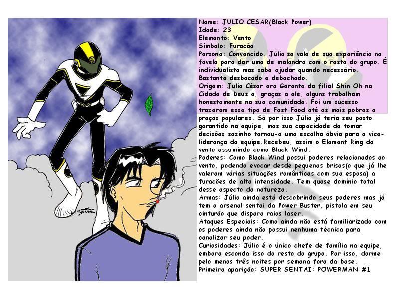 SUPER SENTAI POWERMAN!! 10-2