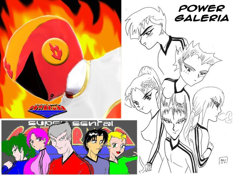 SUPER SENTAI POWERMAN!! 13-2