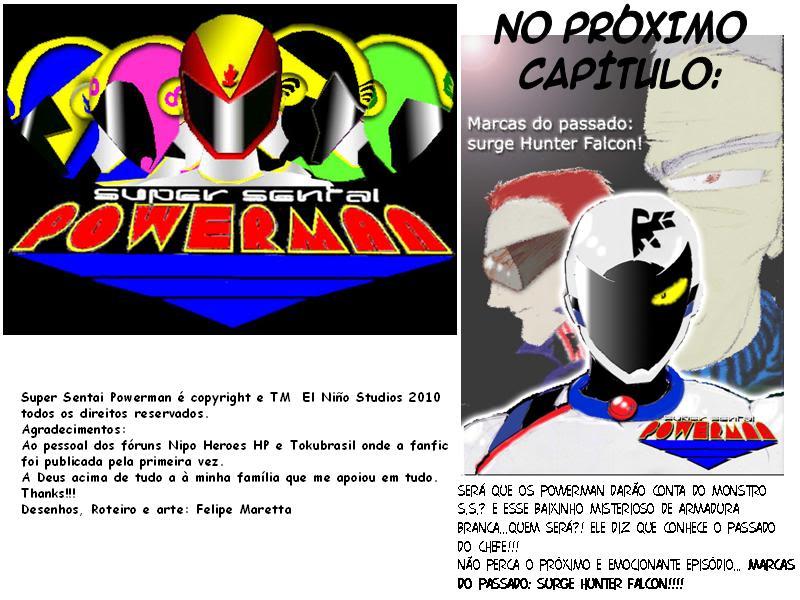 SUPER SENTAI POWERMAN!! 14-1