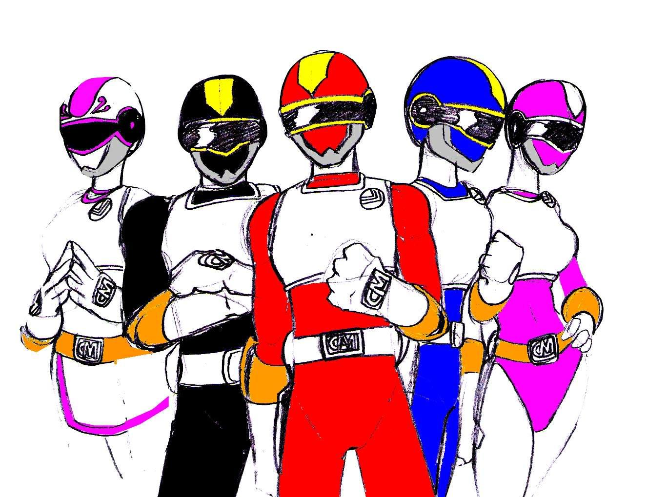Super Sentai  Neochangeman