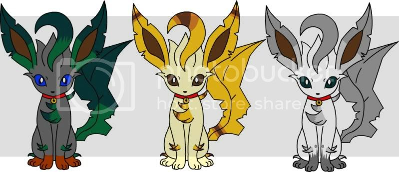 My Artwork - Page 5 Leafeon-1
