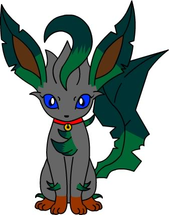 My Artwork - Page 4 Leafeon