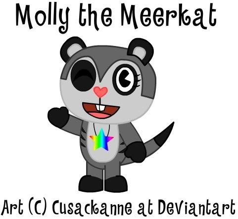 Meerkat in Happy Tree Friends Style? Molly-1