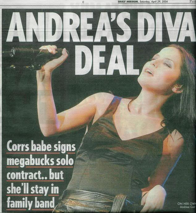 Articles sur les Corrs - Page 11 AndySolo