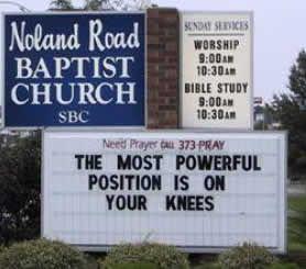 """""""The Church"""" according to B4DW Funny_church_signs_013"""