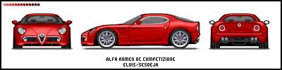 Alfa Romeo AlfaRomeo_8C_Competizione