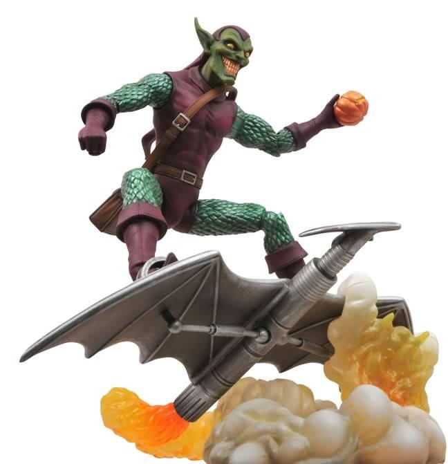 Marvel Selects - Diamond Toys Greengoblin_ms1