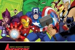 Avengers: Earth's Mightiest Heroes ImagesCAFJYEF8