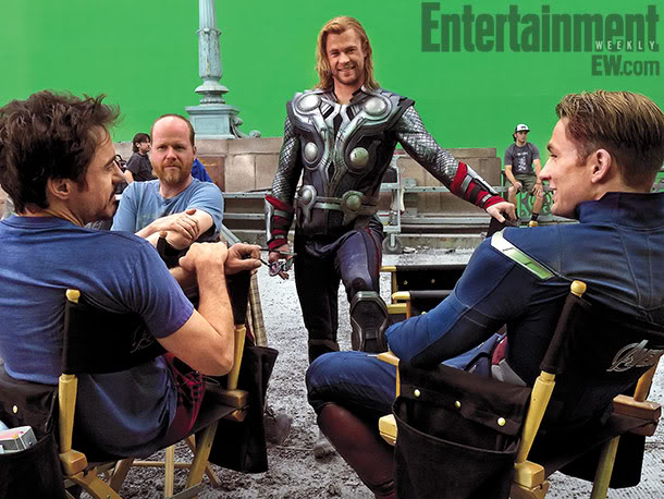 Marvel's The Avengers Joss-thor-ironman_610