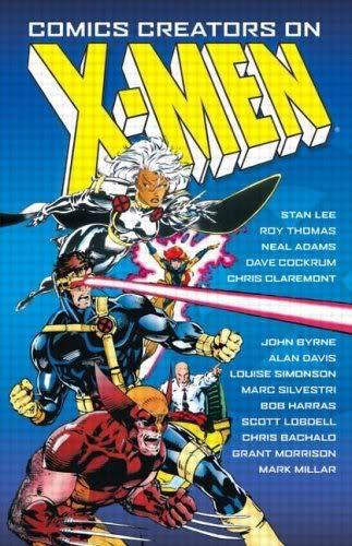 Comics creator on ..... Comicscreatorsxmen