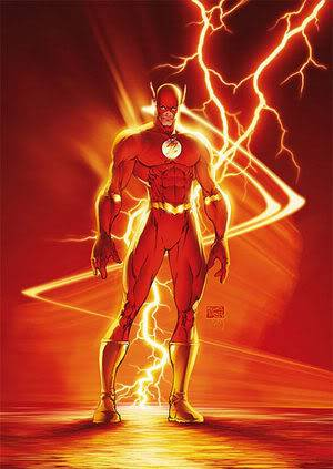 Flash - O Obikwelu dos Super-Herois! Flash