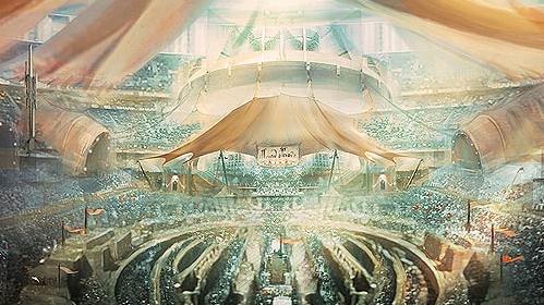 Serene Sunset Arena SSArena