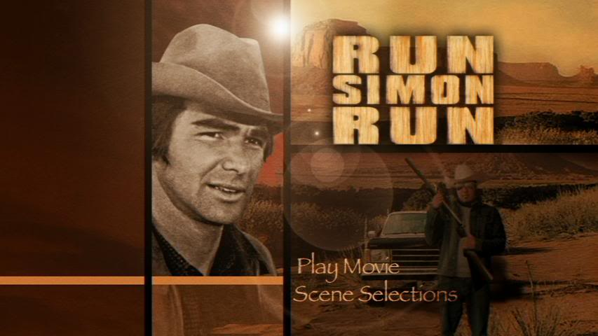 Беги, Саймон, Беги / Run, Simon, Run (США, 1970) PDVD_002-30