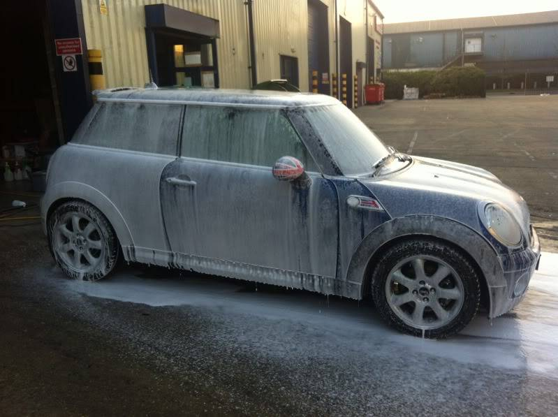 Dugies First Snow Foam Experience 017-3