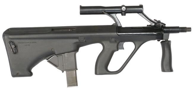 Lista de armas a largo alcance 2Ron21-1
