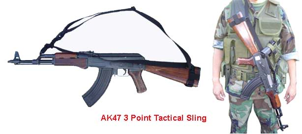 How to use Gun Sling Ak47auctionphoto