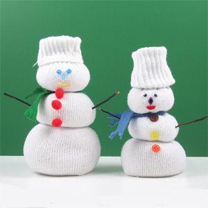 Snowman Sock_Snowman