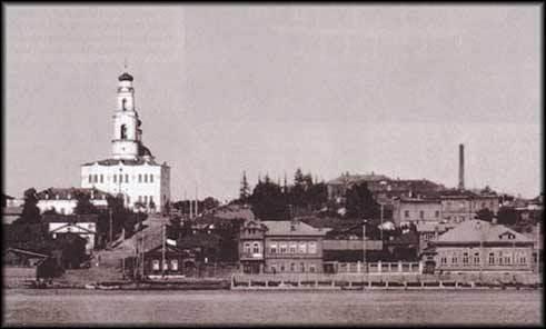 El final de los Romanov Ipatiev_House_55