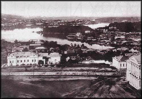 El final de los Romanov Ipatiev_House_56