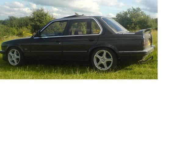 BMW 325i C-Reg Peg