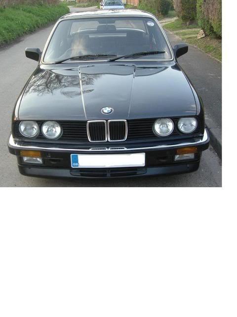 BMW 325i C-Reg Peggy