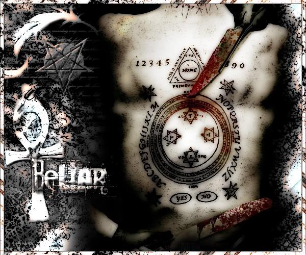 Beliar - Baali  Hell_Awaits