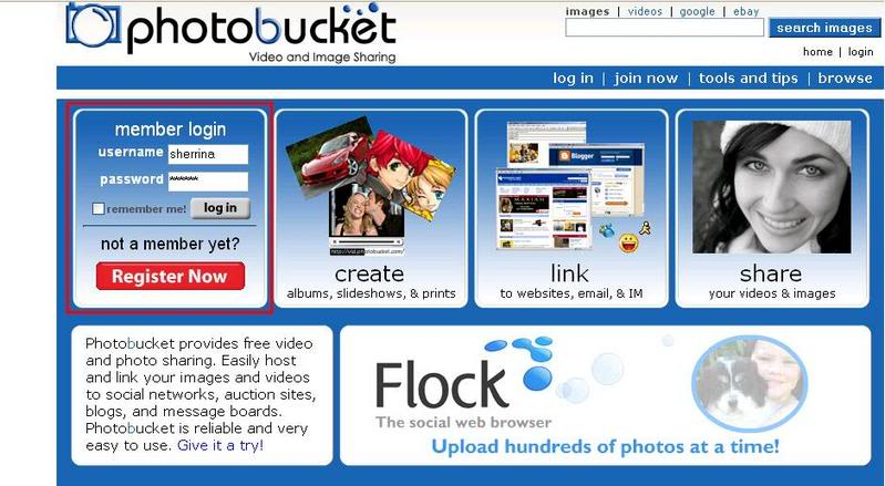 How To Link Photo In Forum Tip1