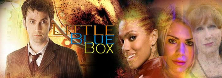 Little Blue Box