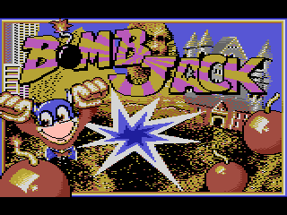 atari : the power without the price ! BombJack_