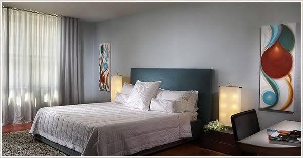 Scarlett's Apartment Bedrooms