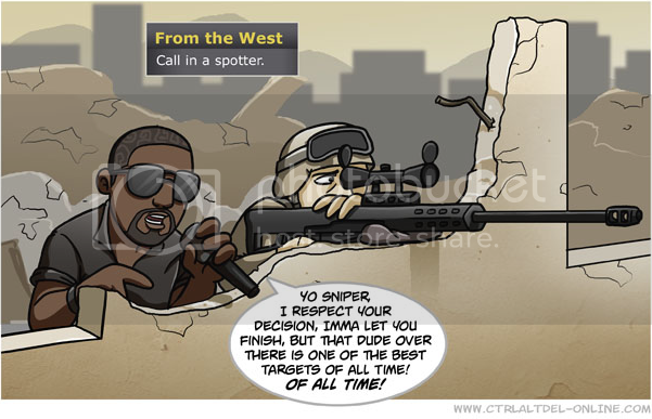 Kanye West doesnt like white people - Page 3 Spotter