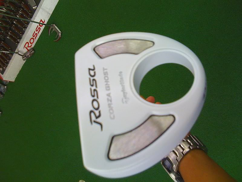 TaylorMade Rossa Corza Ghost Ghost3