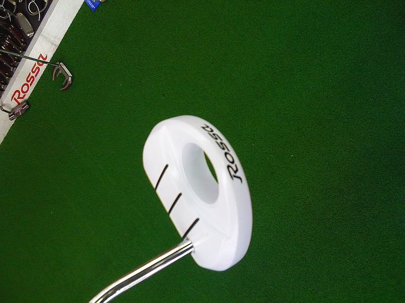 TaylorMade Rossa Corza Ghost Ghost5