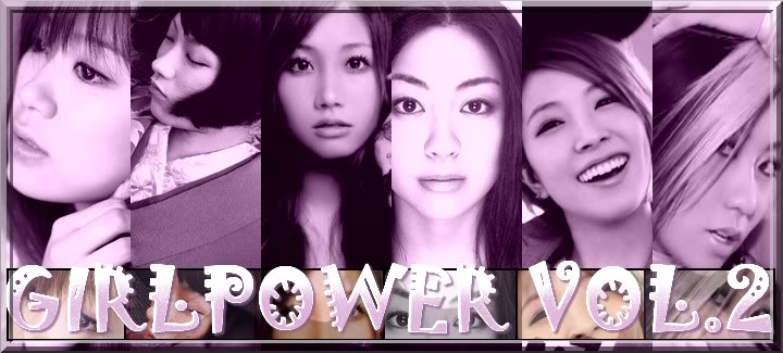 General list of all official projects Banner_GIRLPOWER2