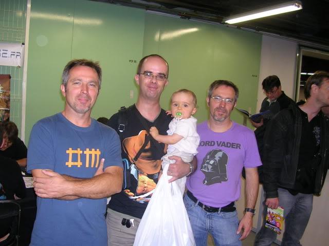 PARIS MANGA 8 du 12 au 13 septembre 2009 DSCN3739