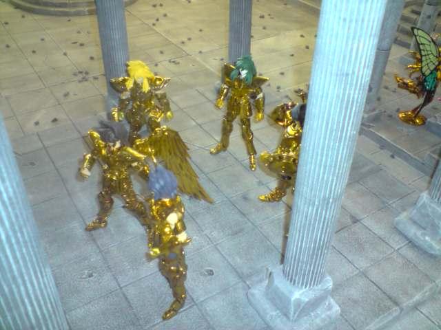 des diorama de folie et une armure geante au JAPAN EXPO 2009 P050709_141701