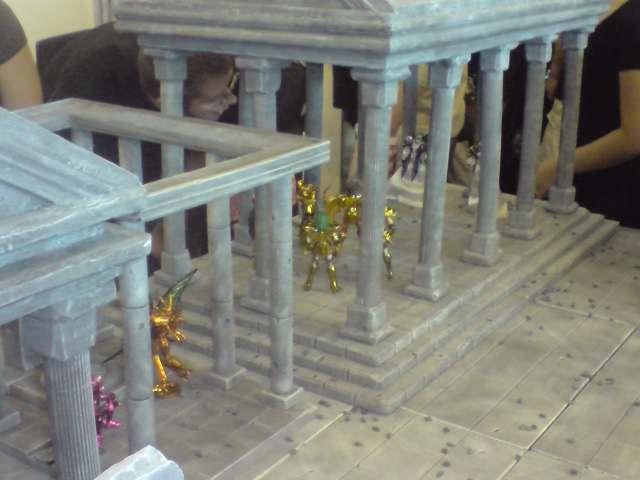 des diorama de folie et une armure geante au JAPAN EXPO 2009 P050709_141801