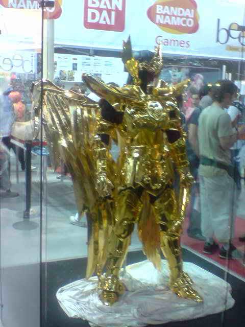 des diorama de folie et une armure geante au JAPAN EXPO 2009 P050709_1652