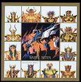 SAINT SEIYA les chevaliers de zodiaque et autres myth cloths