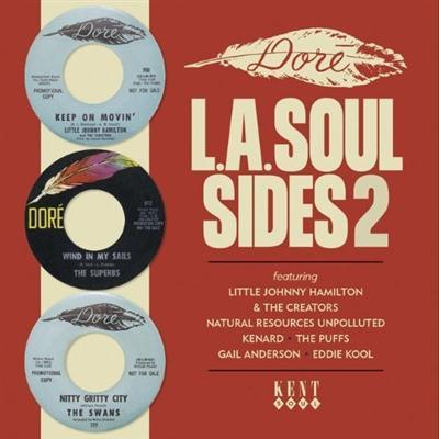 VA - Dore L.A. Soul Sides 2 (2015) Lossless 6f4319cbe2a934766998f1190982b97e