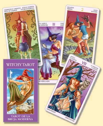 Таро Юных ведьм 12939cc2318e095a7b993b5ba7aa40f8