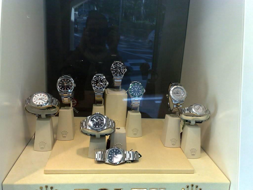 Je vous propose une petite ballade horlogère à Monaco ... 07032009372