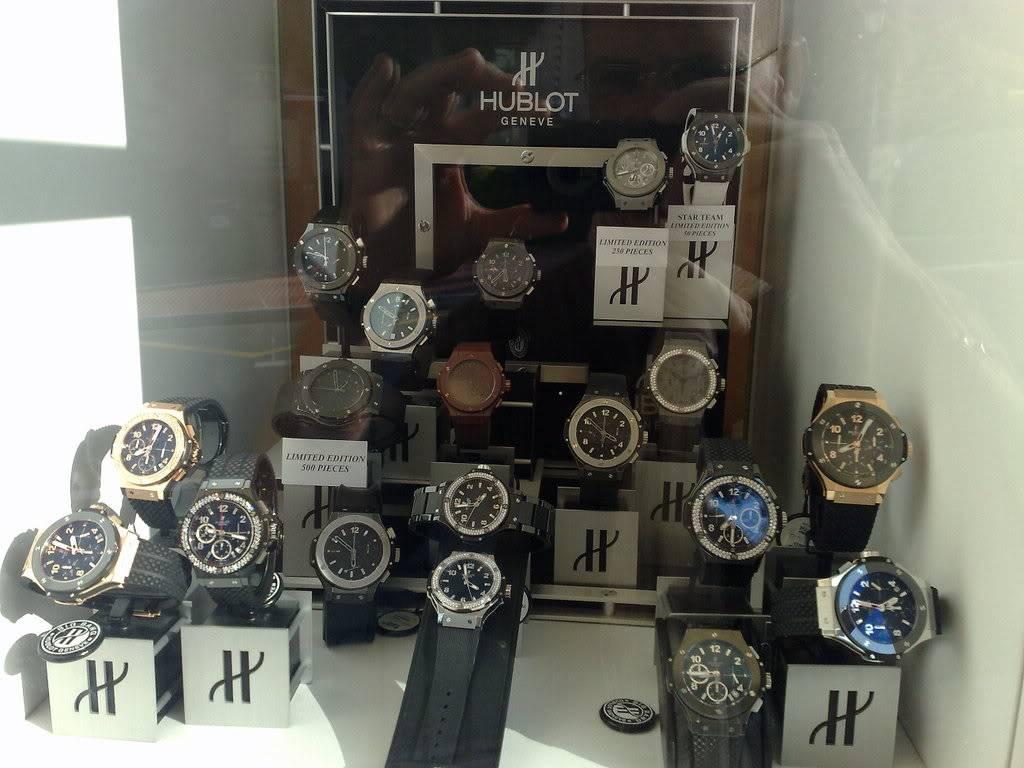 Je vous propose une petite ballade horlogère à Monaco ... 07032009377