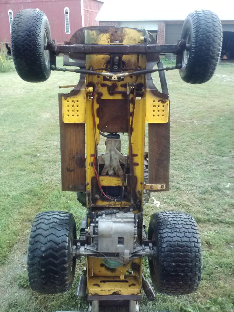 First fast mower built, rear engine Hahn. 0909141757_zpssvqlqwmx
