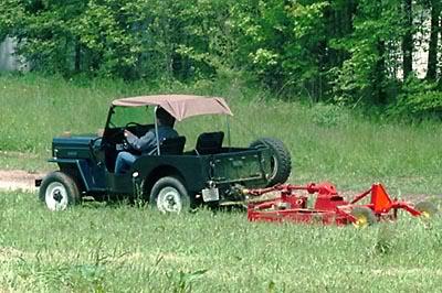 lawn mower jeep ChristyMowingRear400
