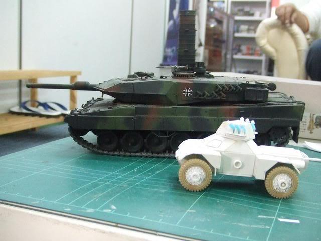 Scratchbuild project: Ferret Scout Car a.k.a Harimau 2000 DSCF0392